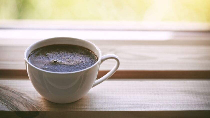 San Diego's caffeine scene -- coffee, tea and chocolate -- is the focus of the Caffeine Crawl, back for a sixth year.