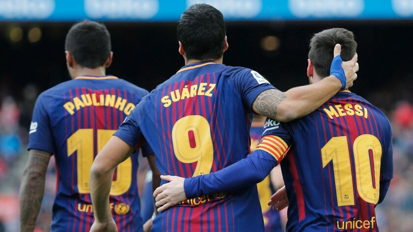separation shoes 5a065 6ad57 Survey shows FC Barcelona's popularity strong among women ...