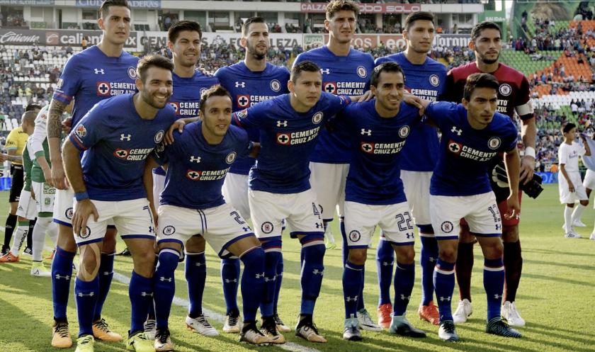 Cruz Azul ocupa el noveno lugar en la clasificación del Apertura 2017, pero aún tiene opciones de Liguilla.