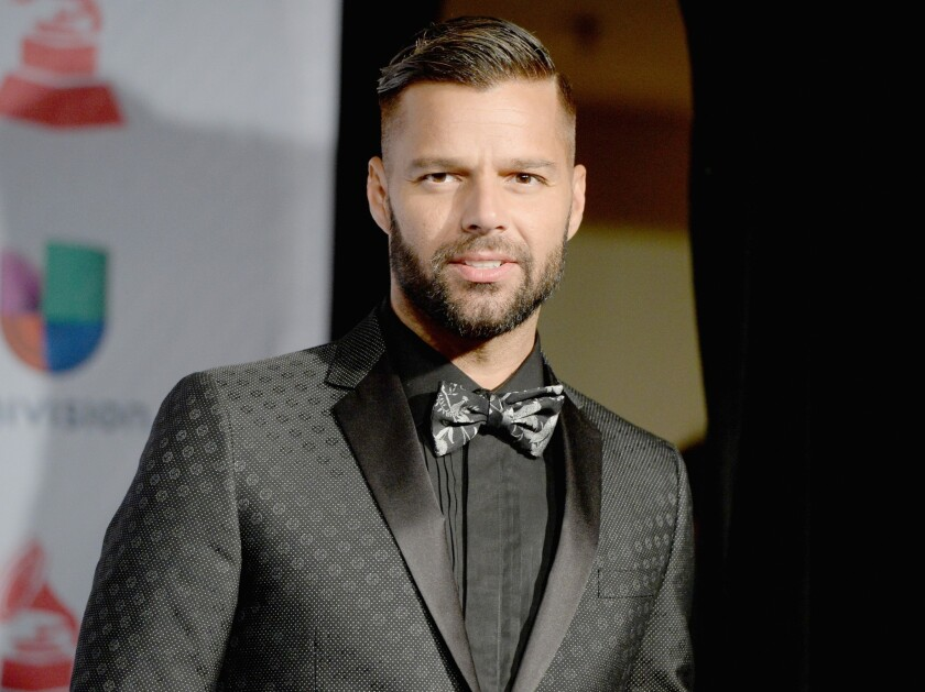 Ricky Martin is one of many Puerto Rican celebrities demanding Gov. Ricardo Rosselló's resignation.