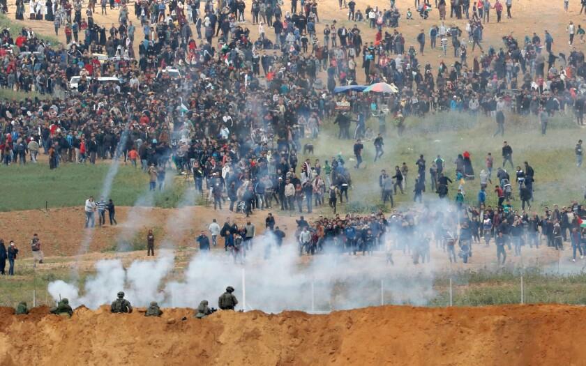 TOPSHOT-ISRAEL-PALESTINIAN-CONFLICT-GAZA
