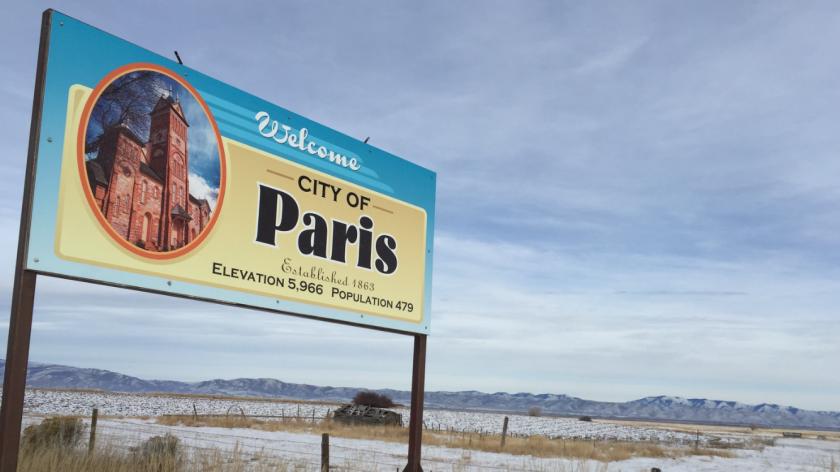 Paris, Idaho