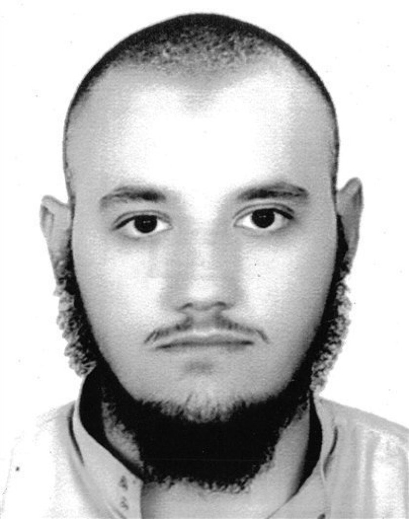 This undated photo provided by the U.S. Attorney's Office shows Betim Kaziu. Kaziu has been charged with plotting to provide support to overseas terrorists and the star witness against him is his former friend who has pleaded guilty to the charges. (AP Photo/U.S. Attorney's Office)