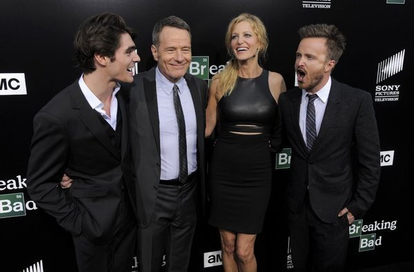 """Would it surprise """"Breaking Bad"""" fans to know that nearly a quarter of its main stars previously held guest gigs on NBC's medical drama """"ER""""? Read on to see the other film, television, theater and even video game voice-over jobs the actors of """"Breaking Bad"""" held before they took on their main roles here."""