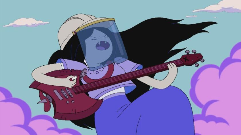The Adventure Time Songs That Make You Cry Los Angeles Times