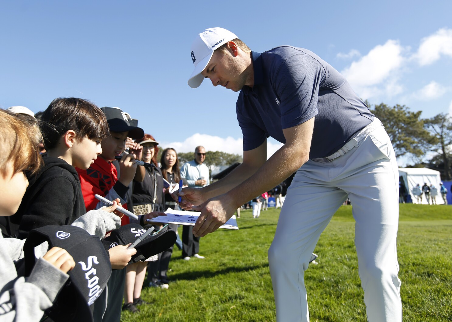 After struggling seasons, Day and Spieth looking for fresh starts in Farmers Open