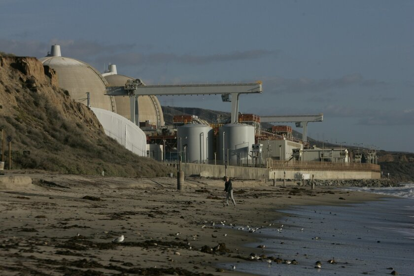 San Onofre Nuclear Generating Station.