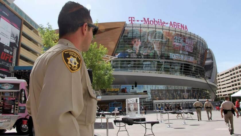 Las Vegas safety