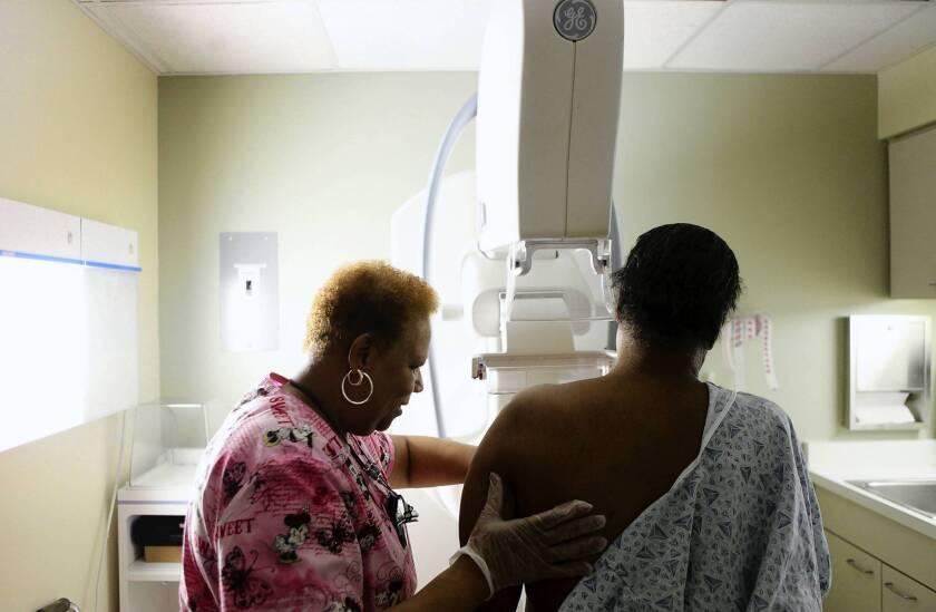 False-positive mammograms take mental toll, study finds