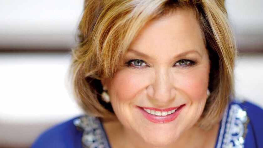 Christian music legend Sandi Patty, who grew up in San Diego, is now embarked on her farewell tour. She performs tonight in Spring Valley.