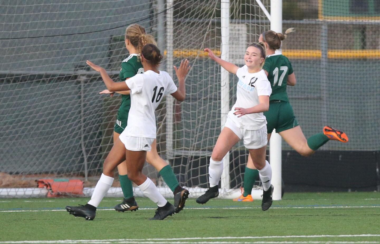 Photo Gallery: Corona del Mar vs. Edison in girls' soccer