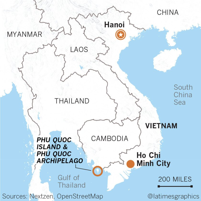 Phu Quoc is now a global destination  Is that a good thing? - Los