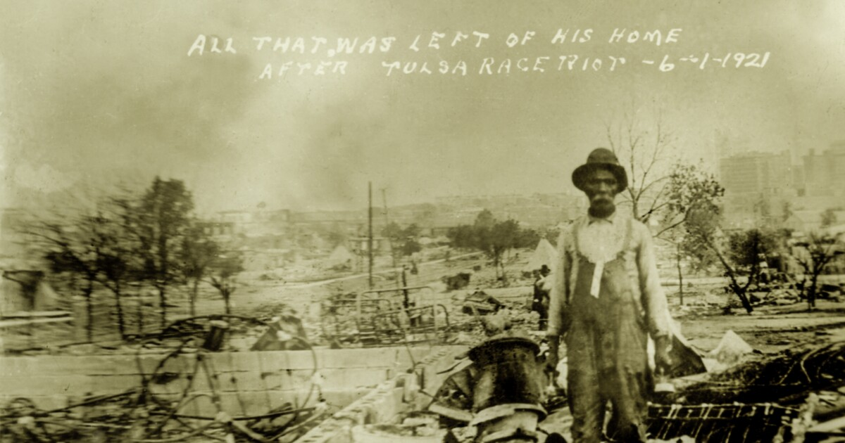 www.latimes.com: Russell Westbrook makes history again, with a documentary called 'Tulsa Burning'