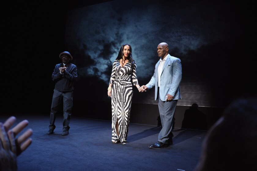Mike Tyson's one-man show to hit Hollywood's Pantages Theatre