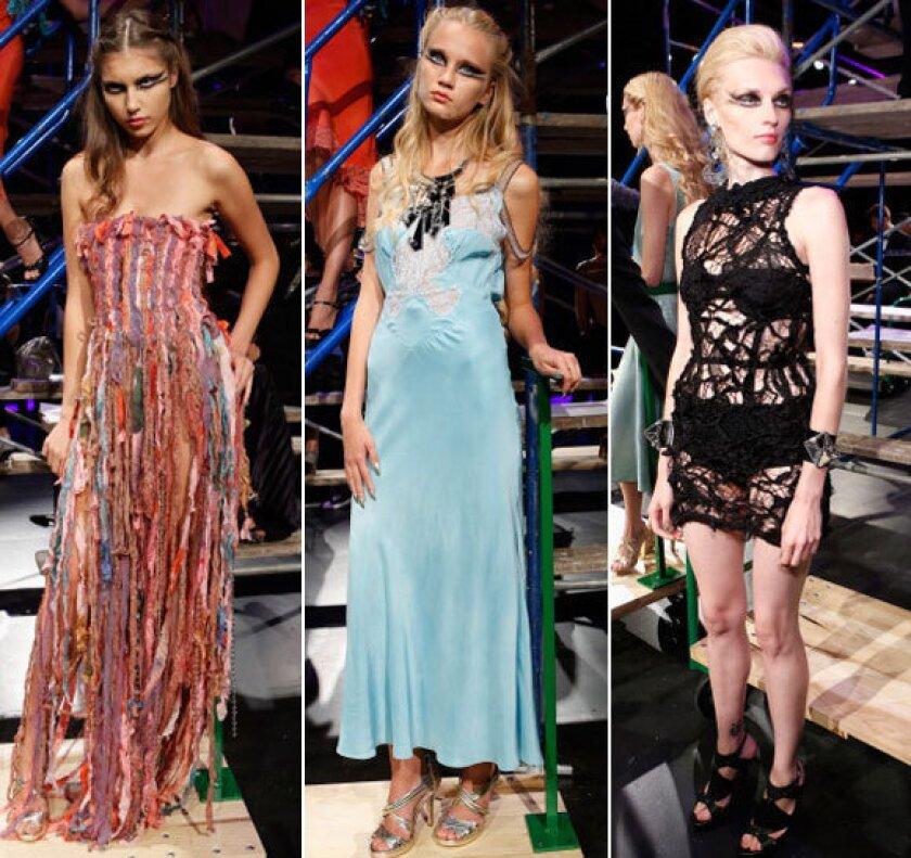 New York Fashion Week spring-summer 2013: Erickson Beamon