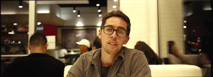 Author Patrick Coleman