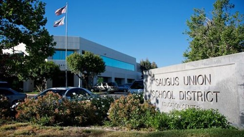 Saugus Union School Distcit