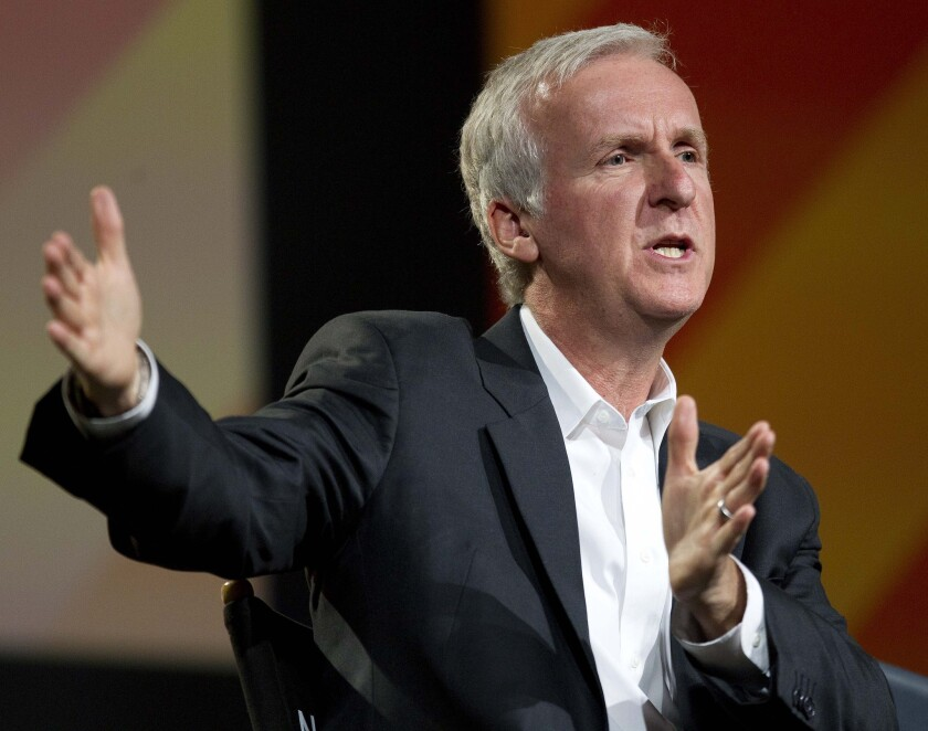 Director James Cameron wins 'Avatar' legal case - Los