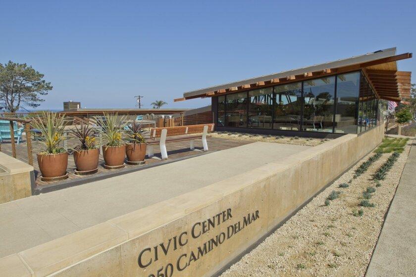 Del Mar Civic Center
