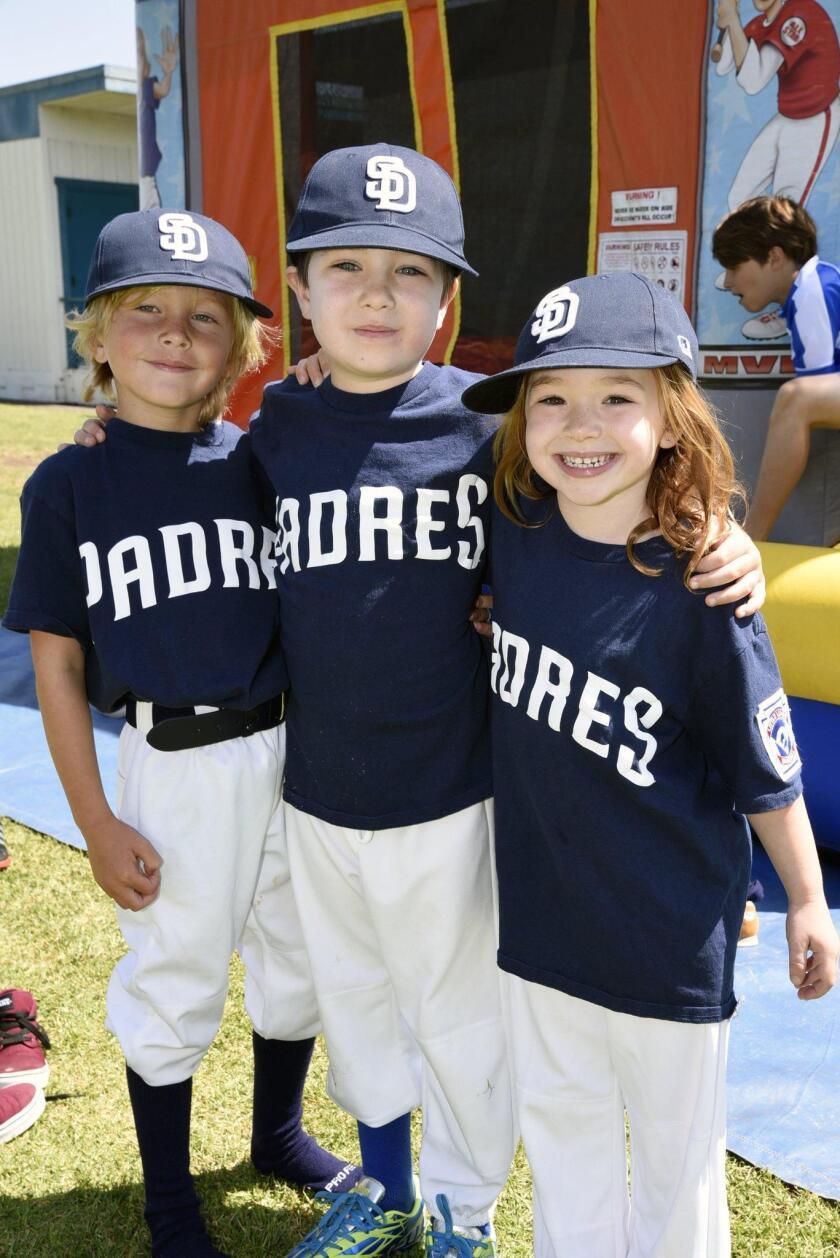 Grady, Zachary, Sarah