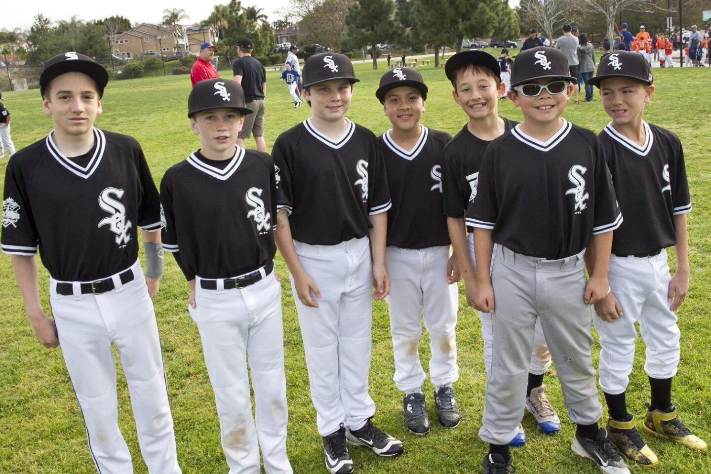 DMLL (American) Majors White Sox