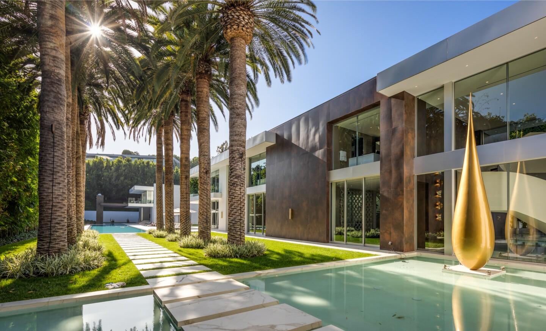 Nile Niami's Bel-Air showplace - Los Angeles Times