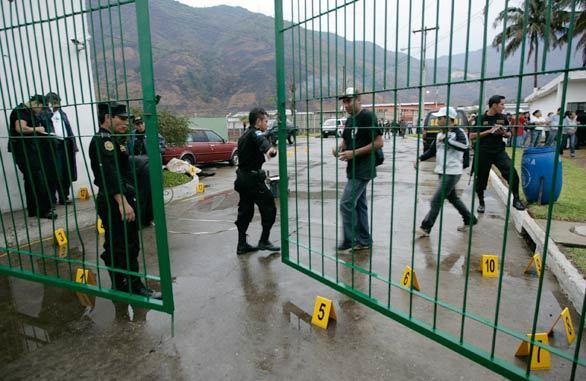 Drug violence in Guatemala