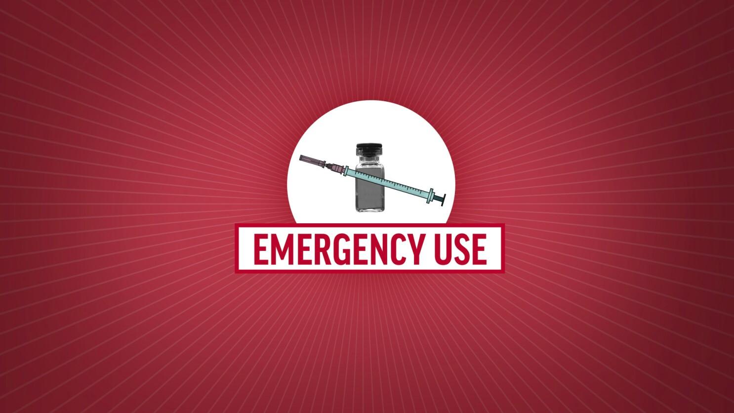 Bilderesultater for pfier emergency use illustration