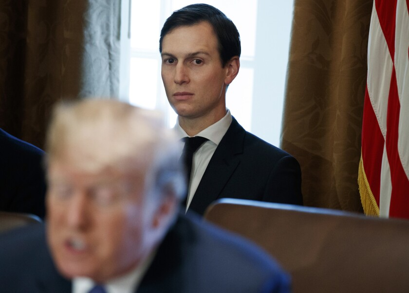 Donald Trump, Jared Kushner