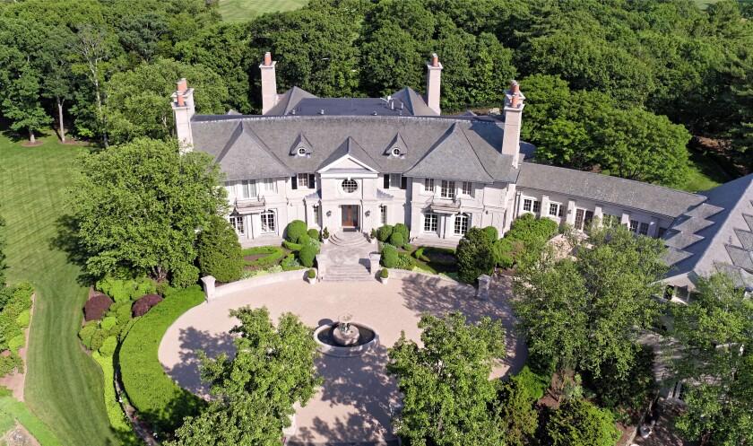 Reebok founder Paul Fireman asks $38 million for Massachusetts mansion
