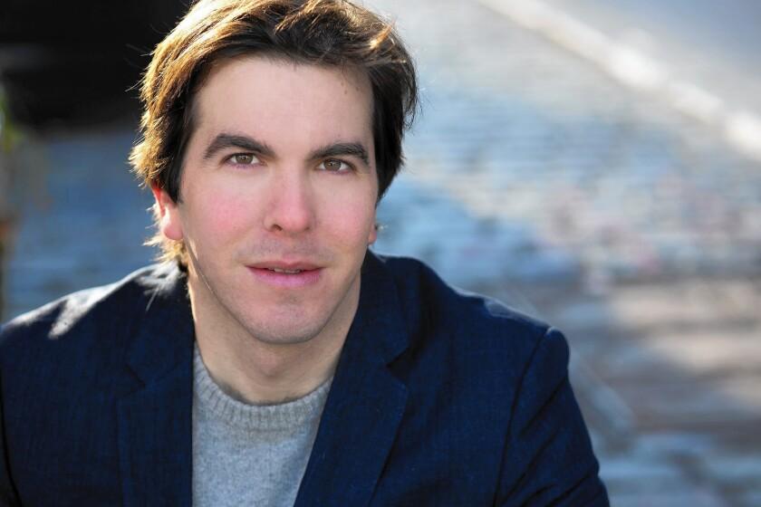 Author Jacob Silverman
