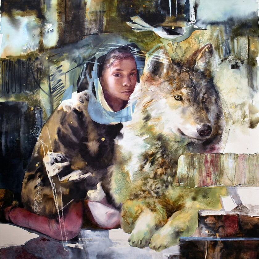 San Diego Watercolor Society's 38th International Exhibition