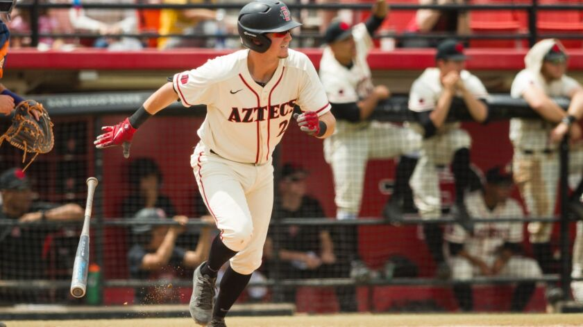 Baseball: San Diego State v CS Fullerton