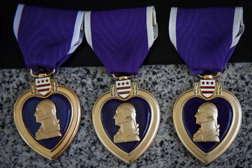 Victims of the 2009 attack at Ft. Hood, Texas, will receive the Purple Heart, awarded to those wounded or killed, in a ceremony Friday at the military post.