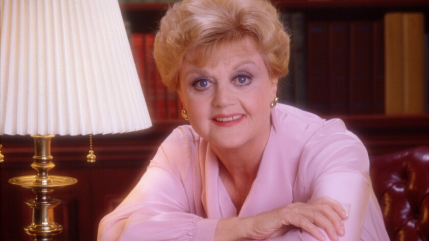 Recalling the unexpected success of Angela Lansbury's 'Murder She Wrote' -  Los Angeles Times