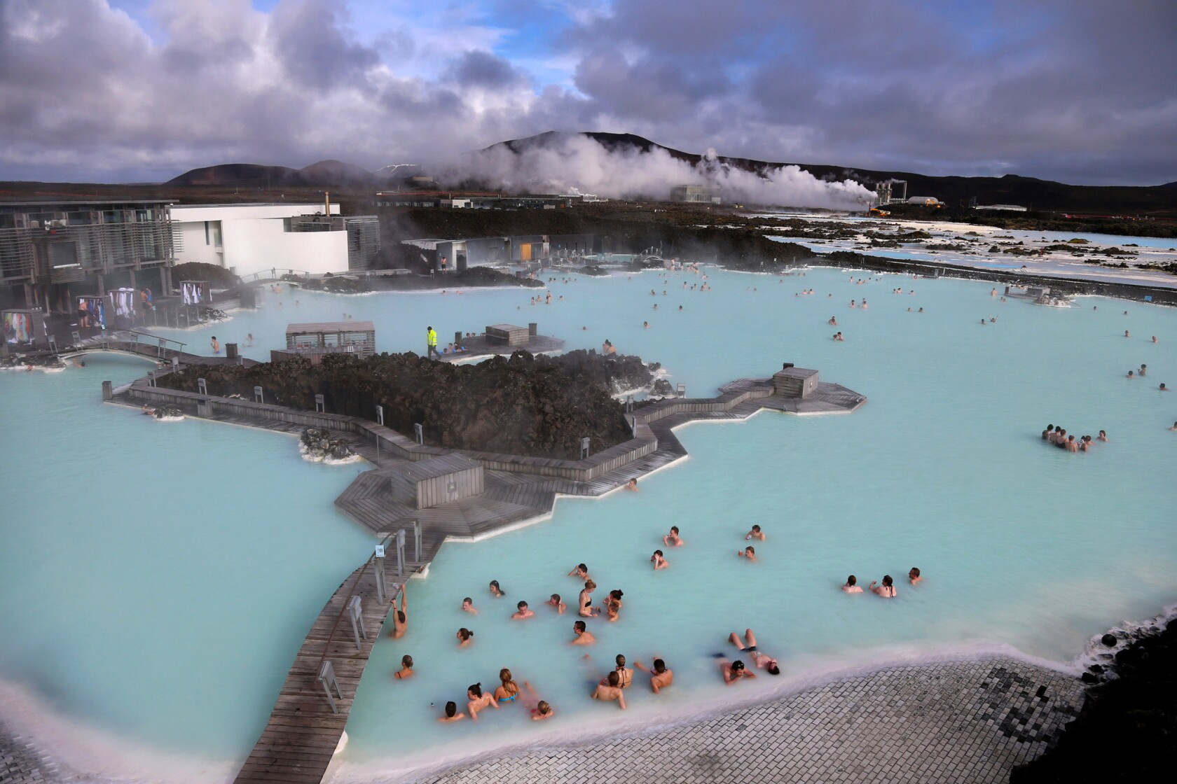 The Blue Lagoon In Iceland Is As Cool As You Want It To Be