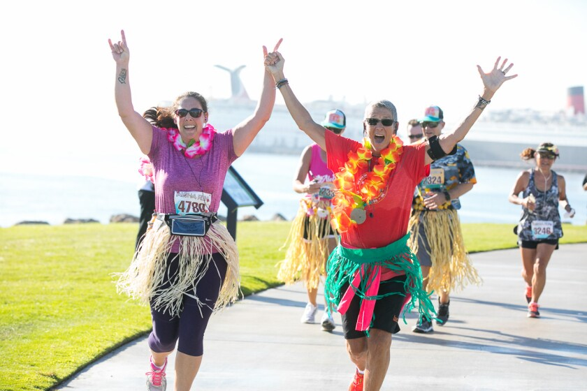 A photo of Aloha Run