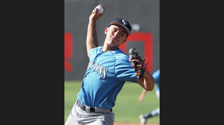 Photo Gallery: Glendale vs. Crescenta Valley Pacific League baseball