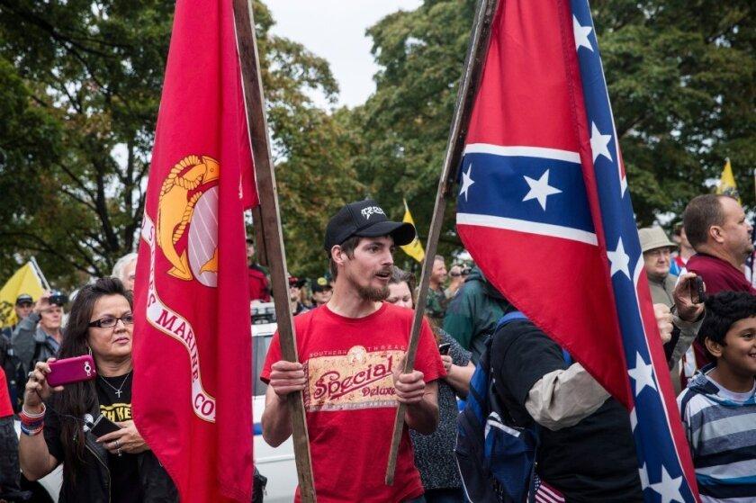 Rally in Washington