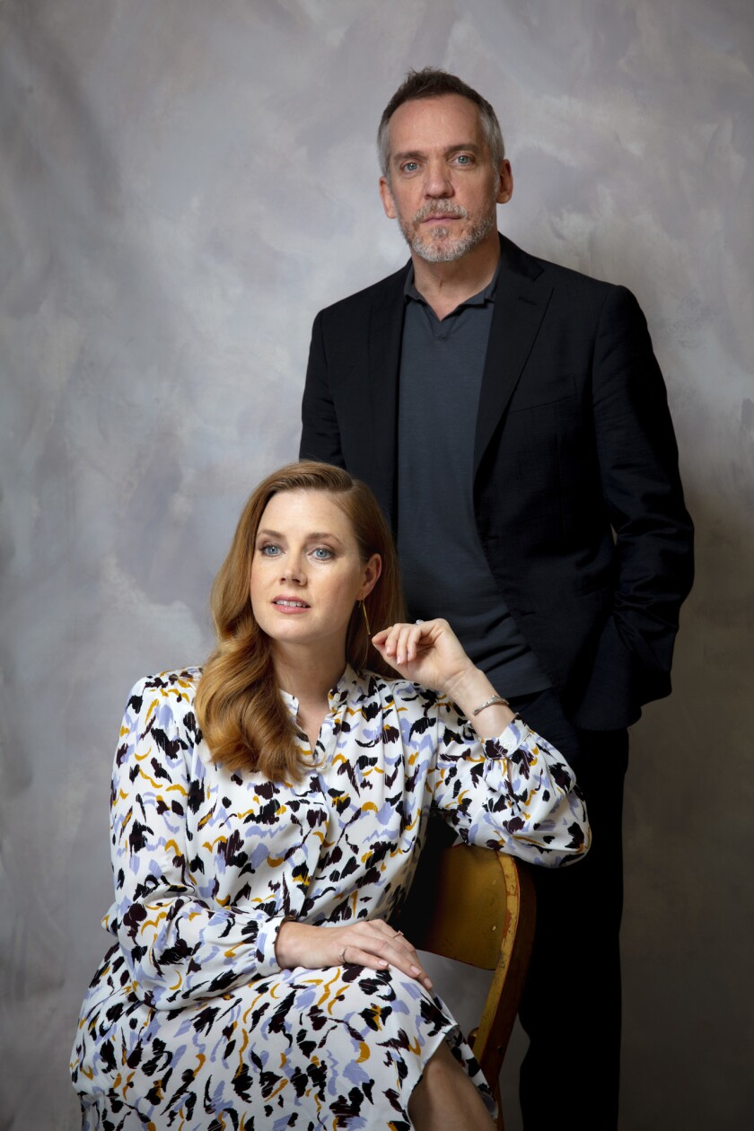 LOS ANGELES,CA --TUESDAY, MAY 08, 2018--Director Jean-Marc Valle and Academy Award-nominated actress