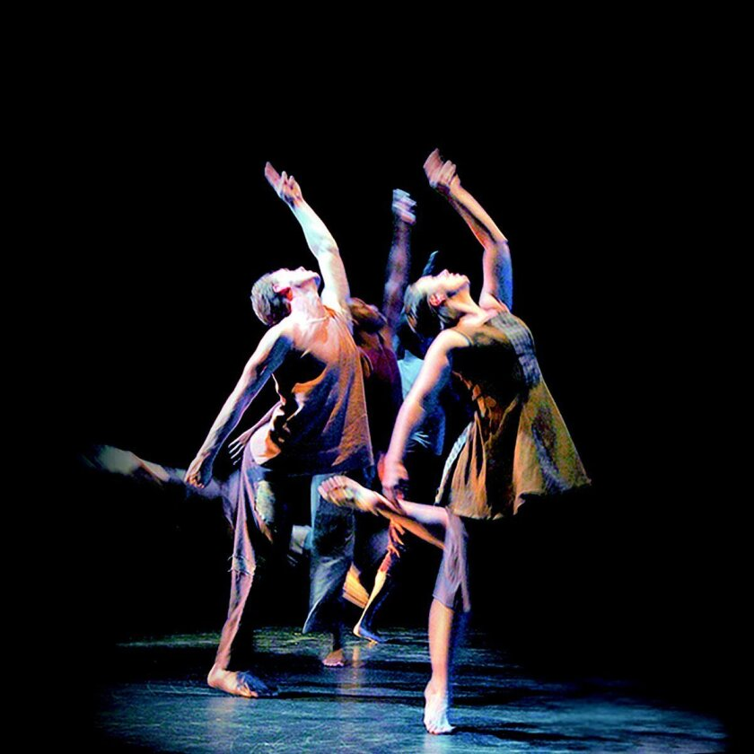 """Dances of Love, Laughter and Loss,"" performs 8 p.m. Jan. 16-17, 2015; and 2 p.m. Jan. 18, at Mandell Weiss Theatre on the UC San Diego campus. Tickets from $15. (619) 225-1803. sandiegodancetheater.org"
