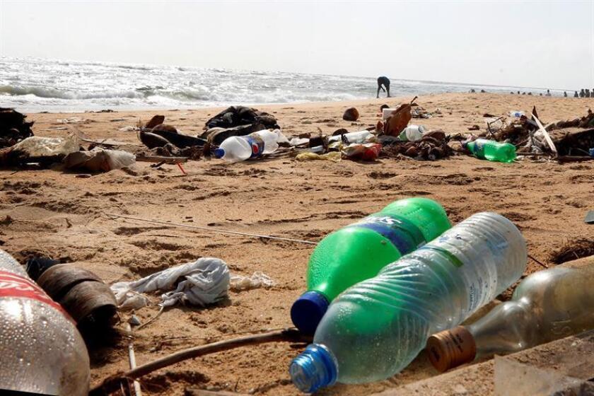 Los mayores contaminantes de plásticos en Canadá son las empresas Nestlé, Tim Hortons, Pepsico, Coca Cola y McDonald's, denunció hoy la organización ecologista Greenpeace.