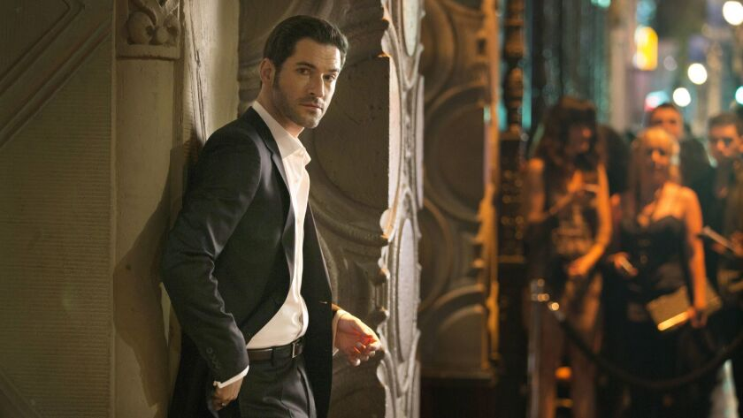 Tom Ellis stars as Lucifer, the original fallen angel. Bored and unhappy as the Lord of Hell, LUCIFE