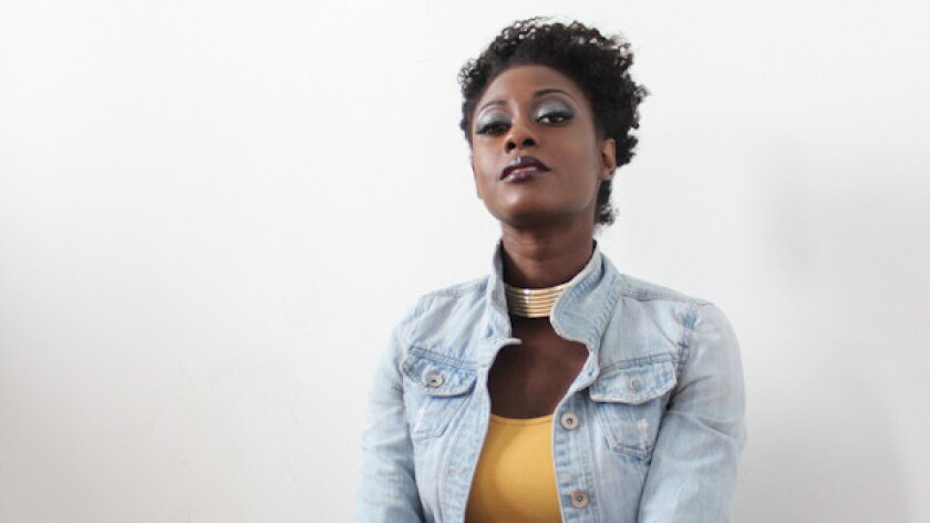 """Sammus says she isn't comfortable being viewed as a spokesperson for mental health, but her song """"1080p"""" is having an impact."""