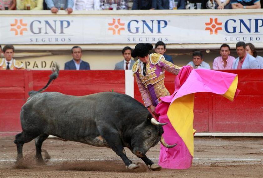 Fotografía del torero mexicano, Fermin Espinosa Armillita IV. EFE/Archivo