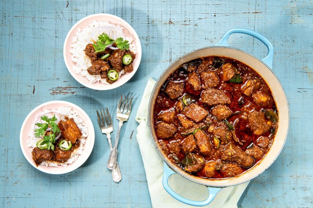 Badmaash Goan Pork Curry