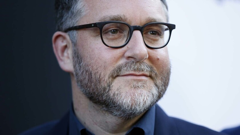 CULVER CITY, CA June 14, 2017: The Book of Henry Director Colin Trevorrow on the red carpet at th