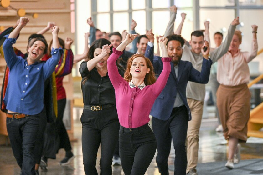 """Jane Levy fronts NBC's new jukebox musical, """"Zoey's Extraordinary Playlist."""""""