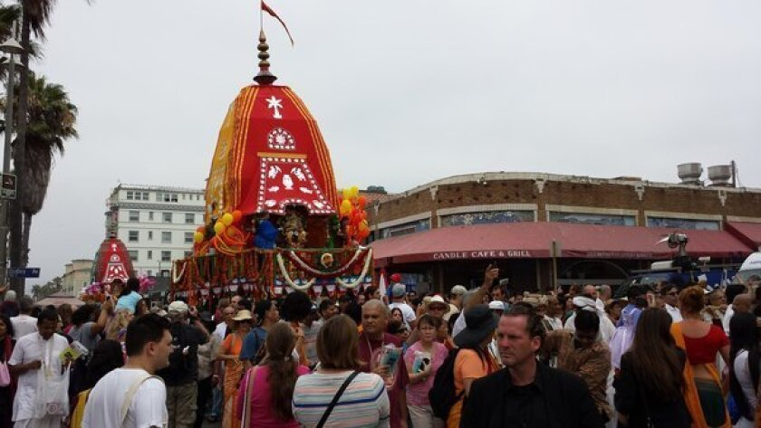 The Festival of the Chariots