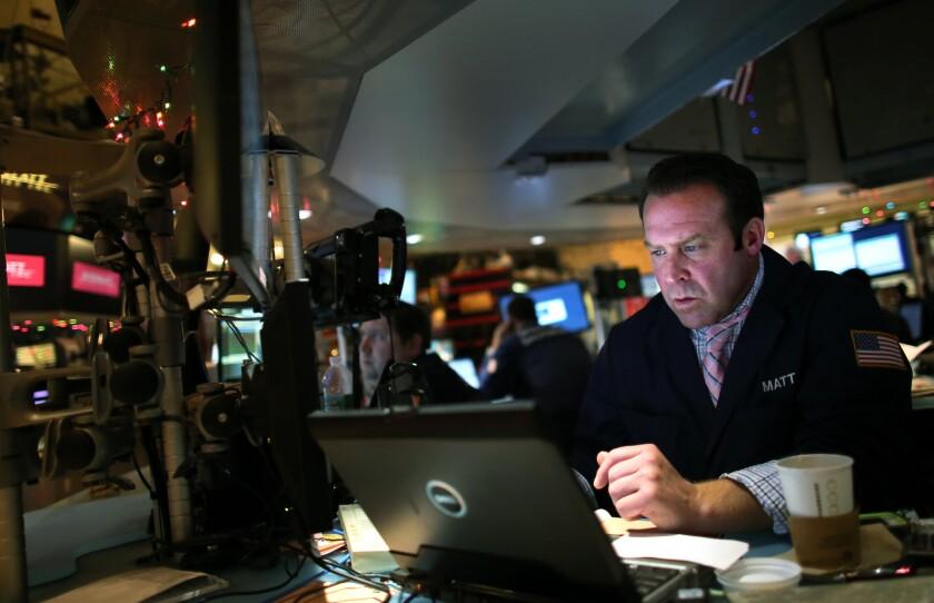 Stocks close sharply lower